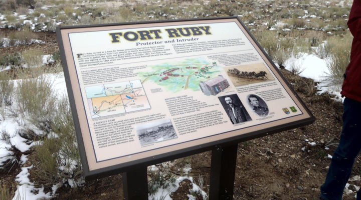 Fort Ruby Panels
